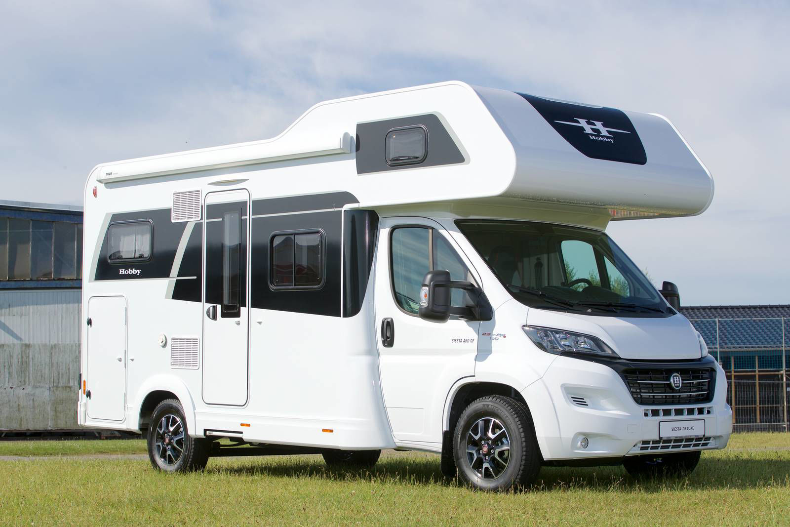 Picture for category Motorhomes