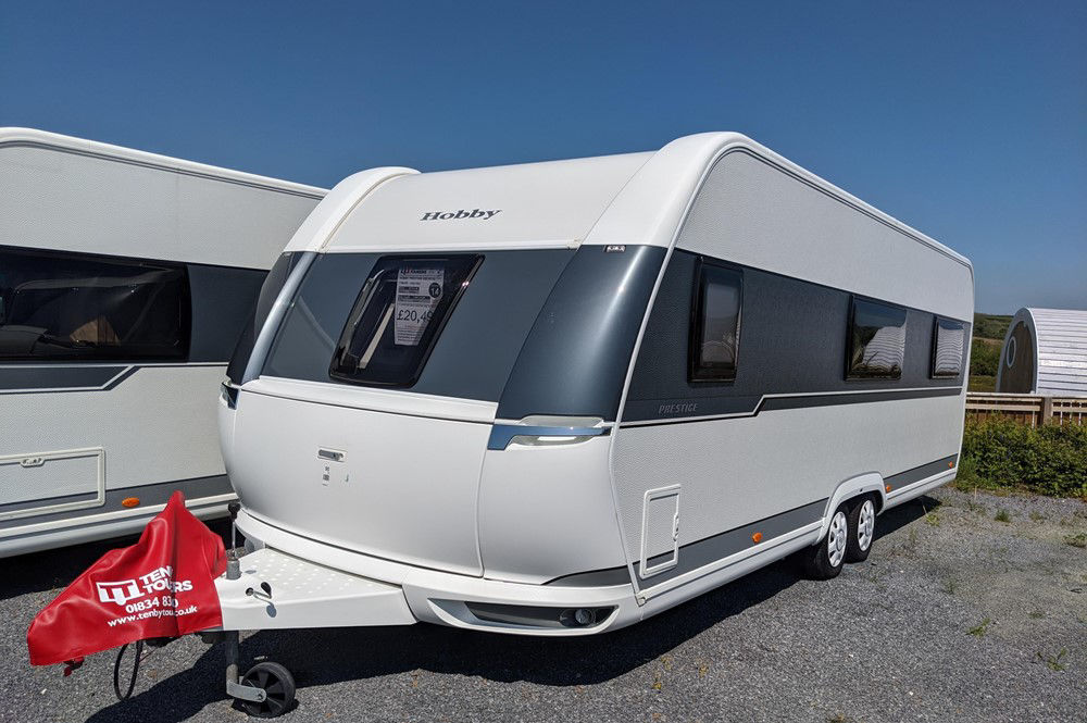 Picture of HOBBY PRESTIGE 650