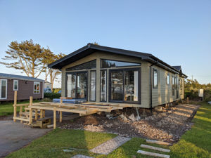 Picture of Luxury Lodge in Pembrokeshire