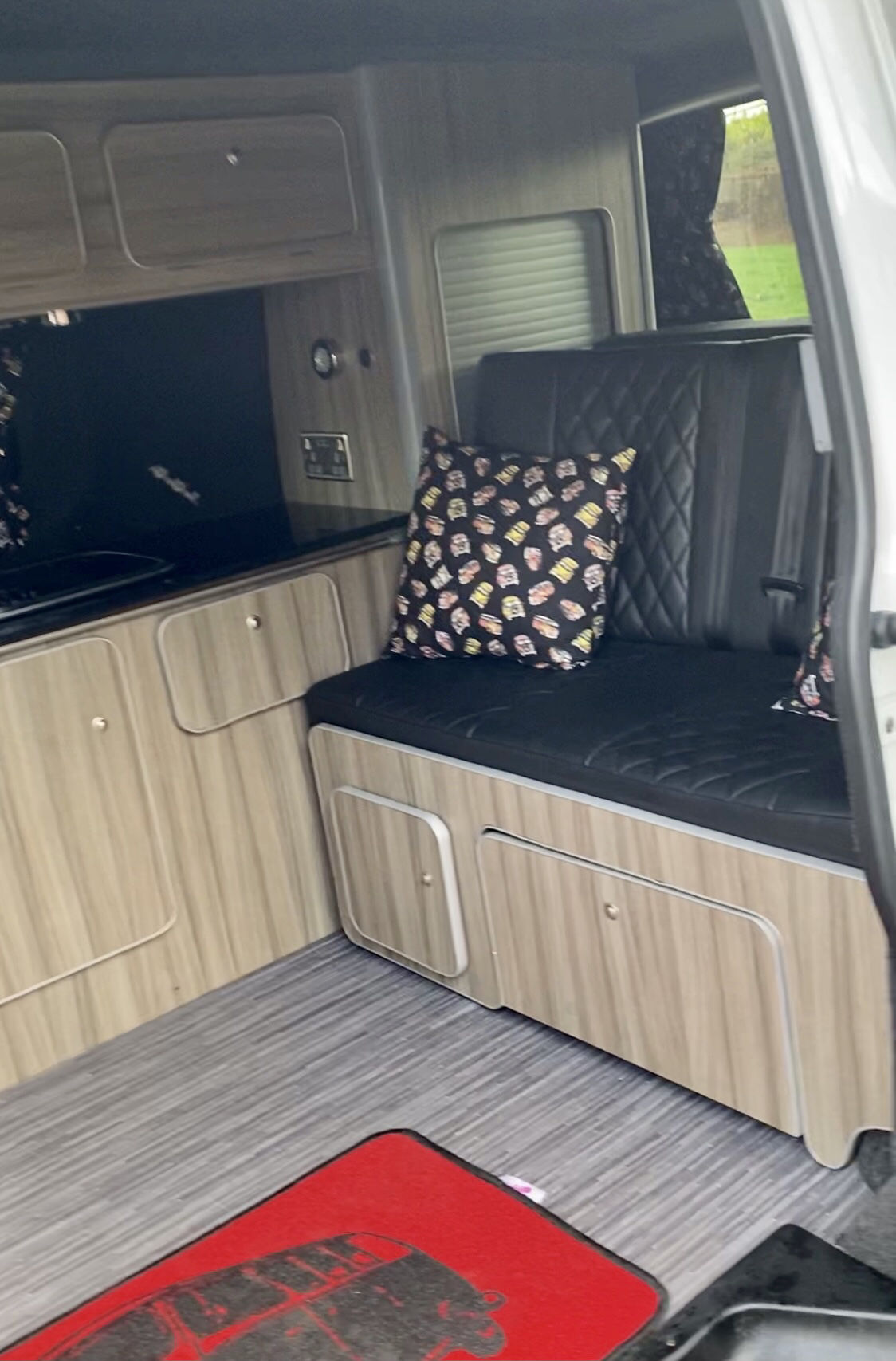 Picture of VW Transporter T28 Van Conversion