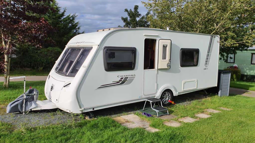 Picture of Swift charisma 550.