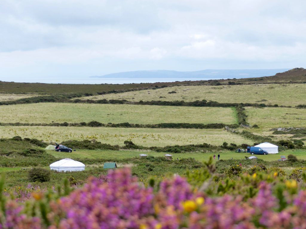 Picture of Hillfort Camping & Yurts