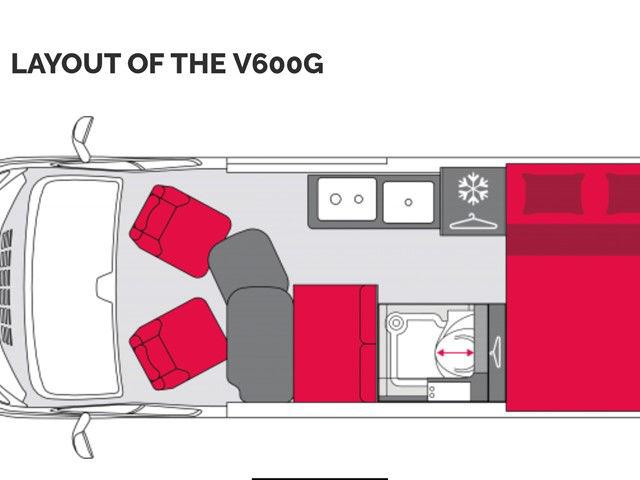 Picture of PILOTE V600G PREMIUM