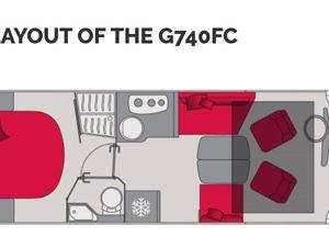 Picture of PILOTE G740FC SENSATION