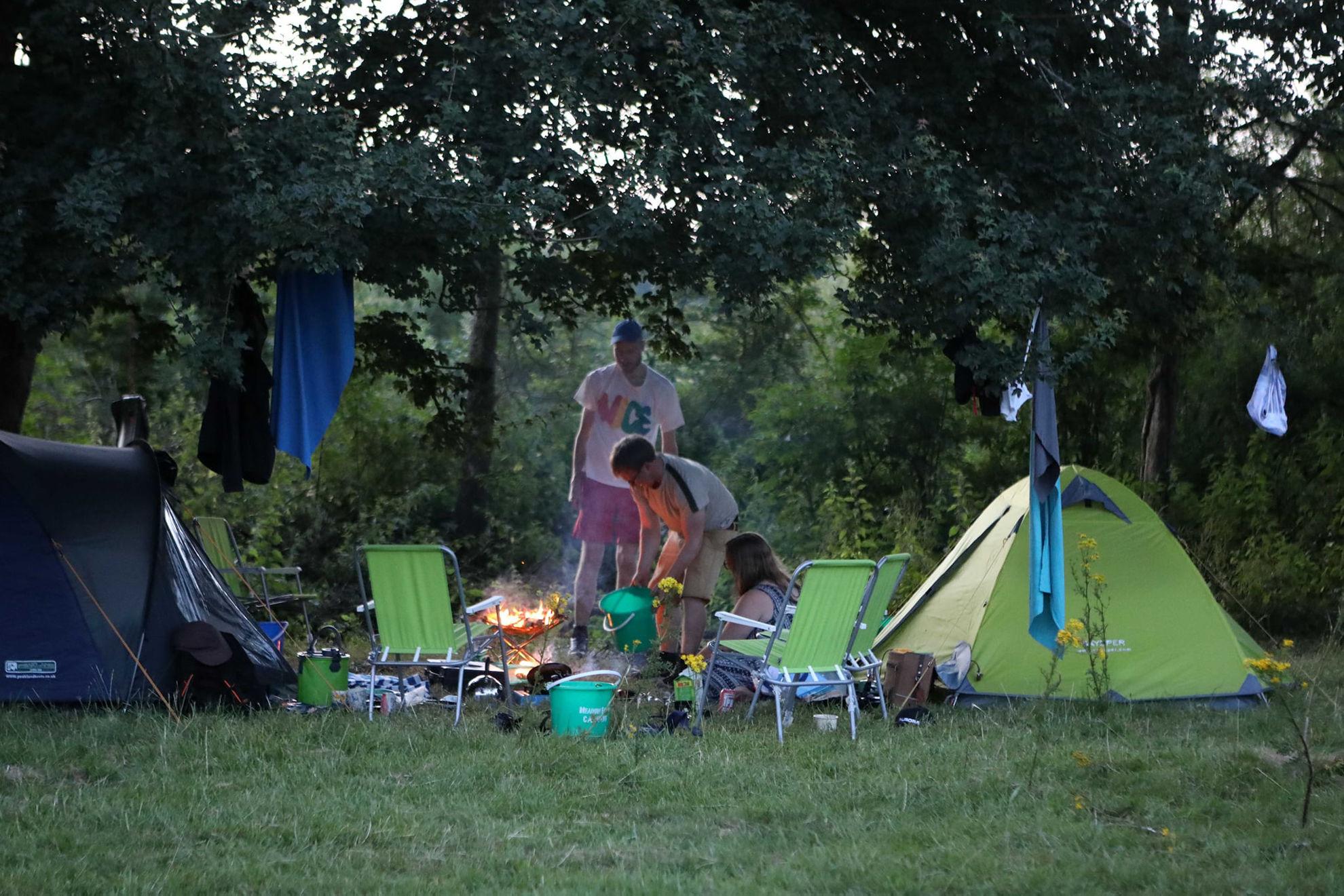 Picture of Meadow Farm Campsite